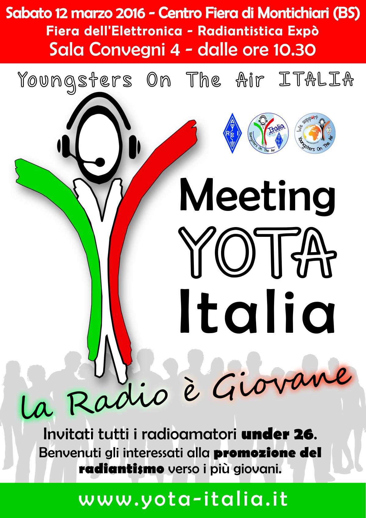 Meeting YOTA Italia – la Radio è Giovane