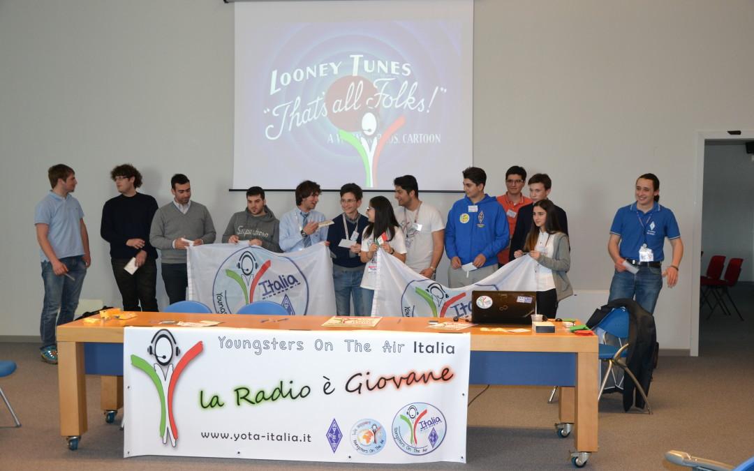 Meeting YOTA Italia