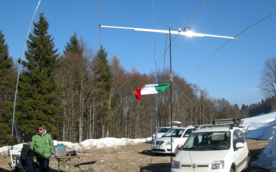 CQ WPX SSB IN3FOX