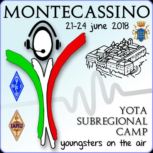 Montecassino 2018 – YOTA Subregional Camp