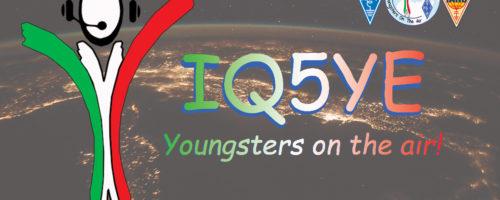 Scelta QSL per IQ5YE
